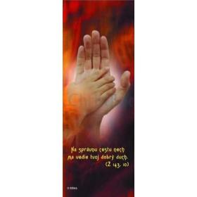 Duch Svätý - Na správnu cestu nech ma vedie tvoj dobrý duch.