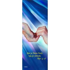 Duch Svätý - Kde je Pánov Duch, tam je sloboda.