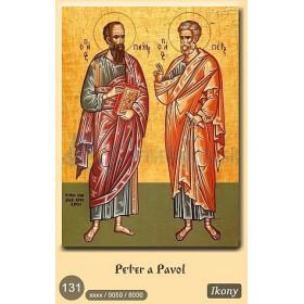 Peter a Pavol - magnetka