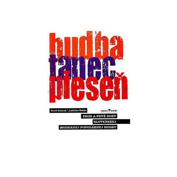 Hudba - tanec - pieseň, Zrod a prvé roky slovenskej modernej populárnej hudby