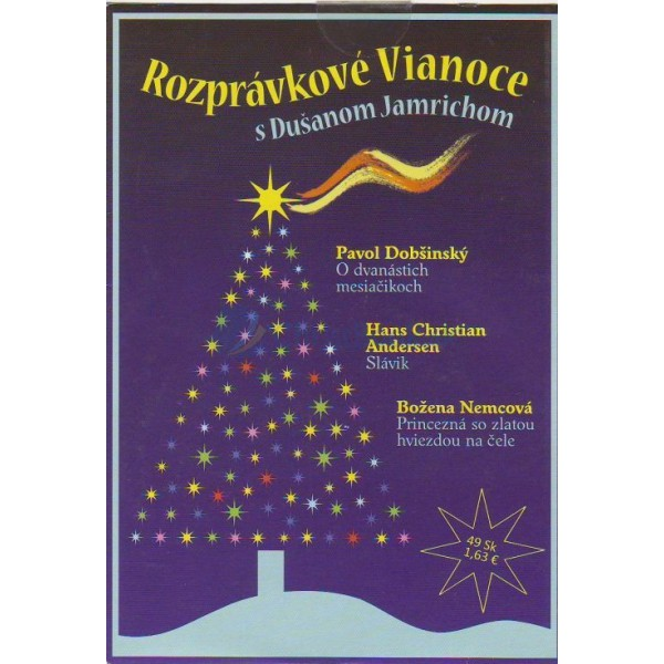 CD - Rozprávkove Vianoce