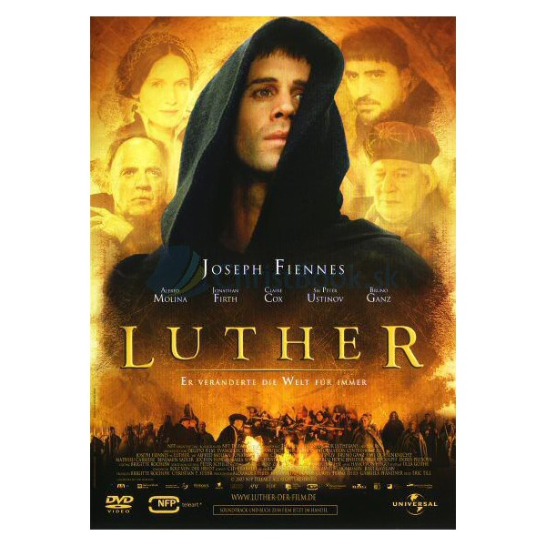 DVD - Luther