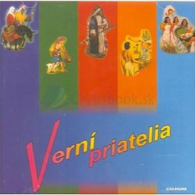Verní priatelia (CD-ROM/mp3)