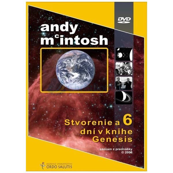 DVD - Stvorenie a 6 dní v knihe Genesis