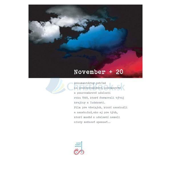 DVD - November + 20