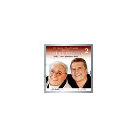 CD - VELKÝ PŘÍBĚH lásky, která přemohla svět 2. (Jiří Zmožek, Marcel Zmožek)