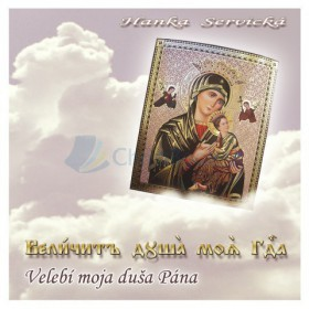 CD - Velebí moja duša Pána (Hanka Servická)