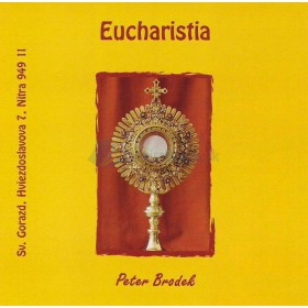 CD - Eucharistia (Peter Brodek)