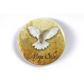 Odznak - Moja Sila (2.5cm)