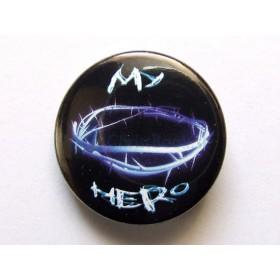 Odznak - My Hero (2.5cm)