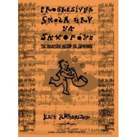 Progresívna škola hry na saxofóne ( Erik Rothenstein)