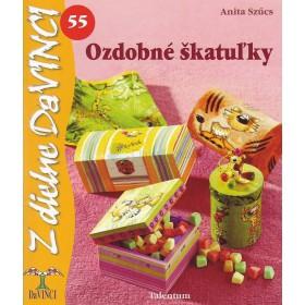 Ozdobné škatuľky (Anita Szucs)