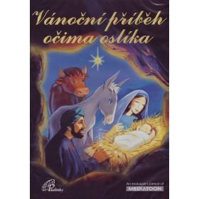DVD - Vánoční příběh očima oslíka