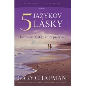 5 jazykov lásky - pevná väzba (Gary Chapman)