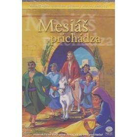 DVD - Mesiáš prichádza (N18.)