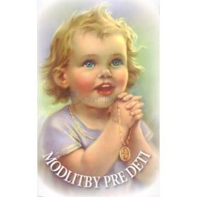 Modlitby pre deti