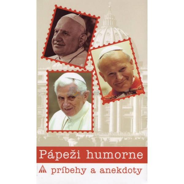 Pápeži humorne (Hulsebausch, Rothmann)