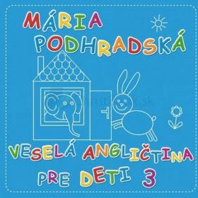 CD - Veselá angličtina pre deti 3