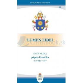 Pápežské dokumenty pápeža Františka o svetle viery