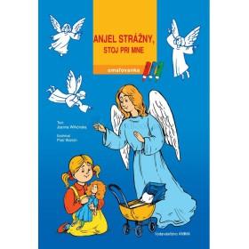 Anjel strážny, stoj pri mne (Joanna Wilkónska)