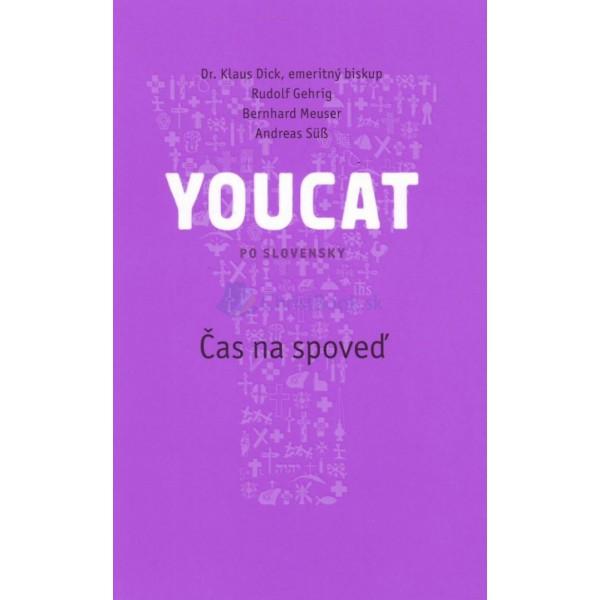 Youcat - Čas na spoveď (Klaus Dick, Rudolf Gehring)