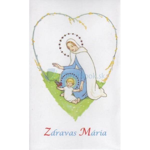 Zdravas Mária, skladačka