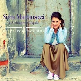CD - Na pravom poludní (Sima Martausová)