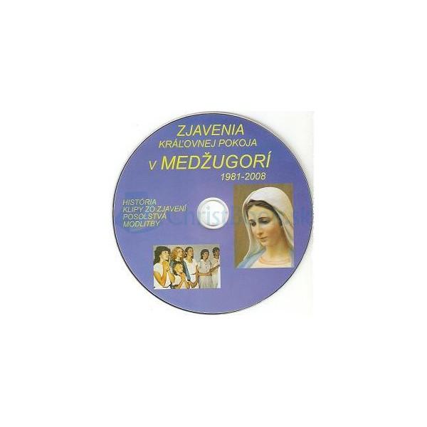DVD - Zjavenia v Medžugorí 1981 - 2008