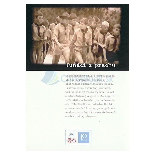 DVD - Junáci z prachu