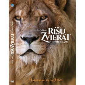 DVD - Spoznaj ríšu zvierat inými očami