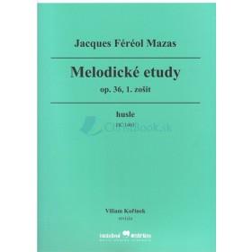 Melodické etudy (Jacques Féréol Mazas)