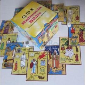 Hrdinovia Biblie - biblická spoločenská hra