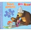 Máša a Medveď - Šikovní pomocníci