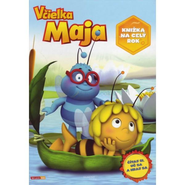 176971b42 Včielka Maja - Knižka na celý rok