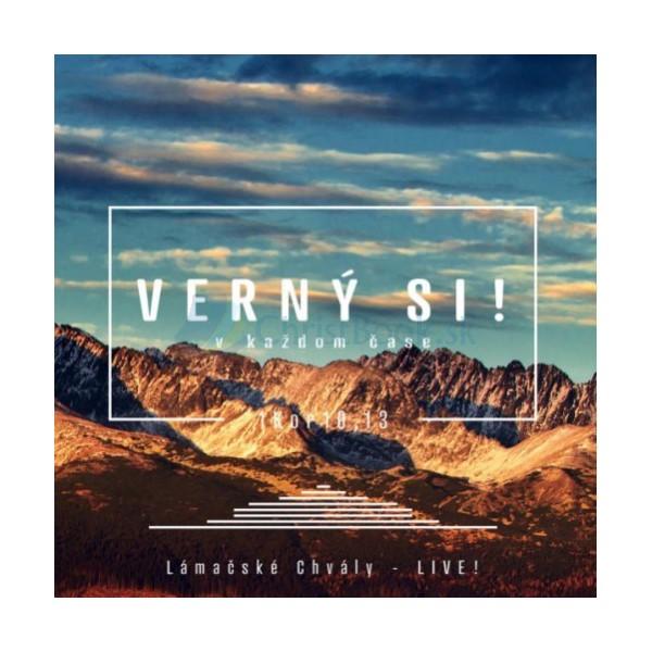 CD - Verný si (Lamačské chvály)
