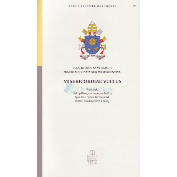 Pápežské dokumenty č.96 - Misericordiae Vultus