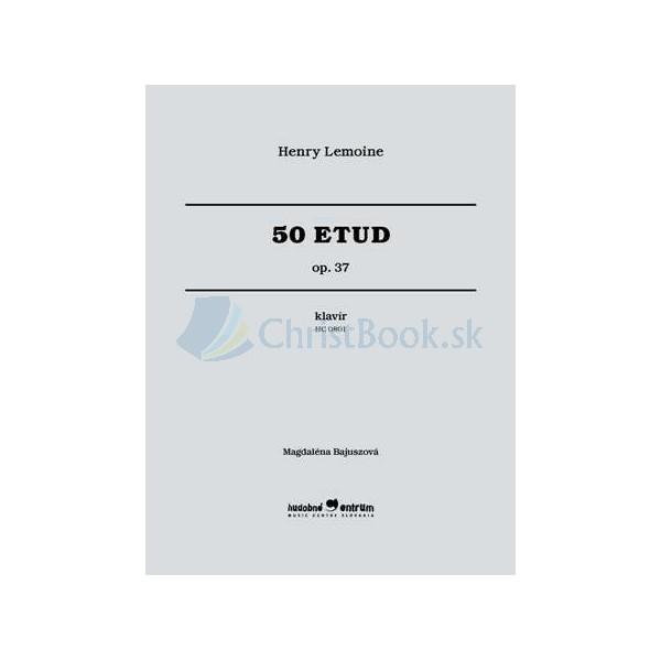50 etud op.37