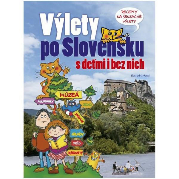 Výlety po Slovensku (Eva Obůrková)