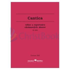 Cantica - Výber z repertoáru chrámových zborov