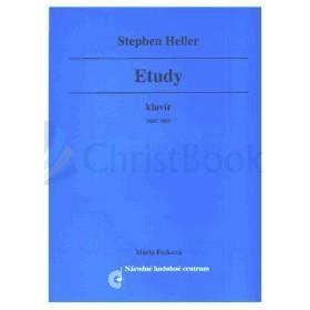 Etudy pre klavír (výber)