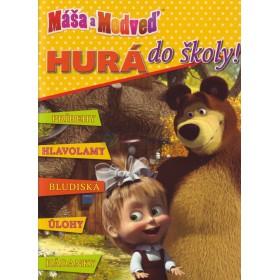 Máša a medveď - Hurá do školy!