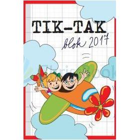 TIK-TAK blok 2017 - Diár pre deti