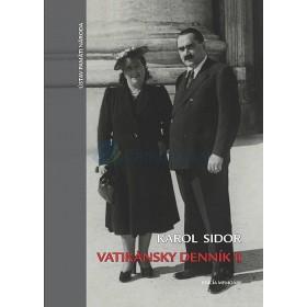 Vatikánsky denník II. (Karol Sidor)