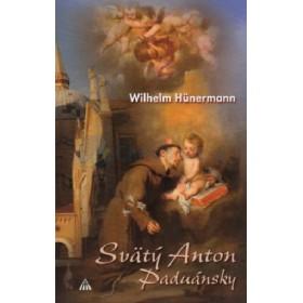 Svätý Anton Paduánsky (Wilhelm Hünermann)