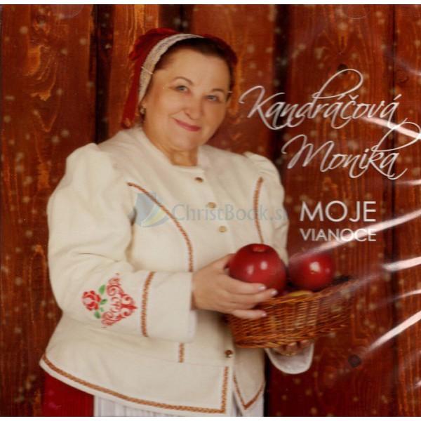 CD - Moje Vianoce (Monika Kandráčová)