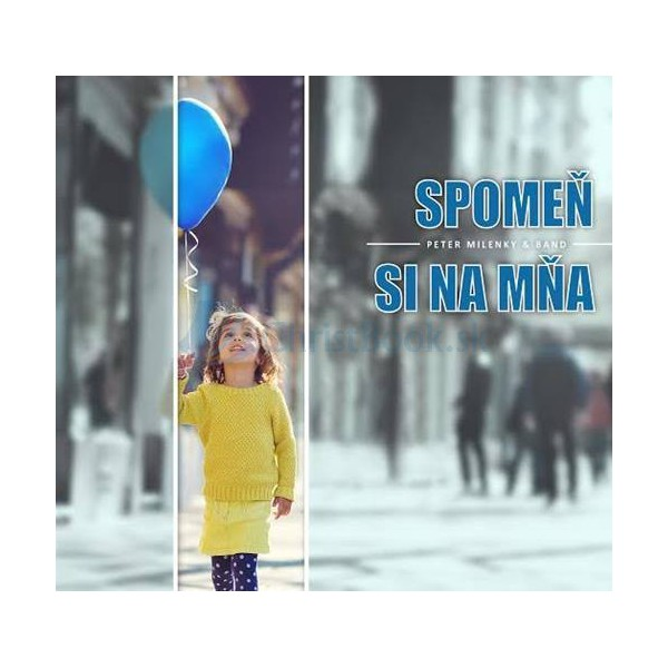 CD - Spomeň si na mňa (Peter Milenky)