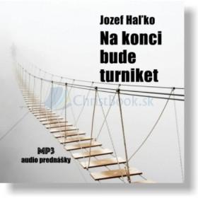 CD - Na konci bude turniket (Jozef Haľko)