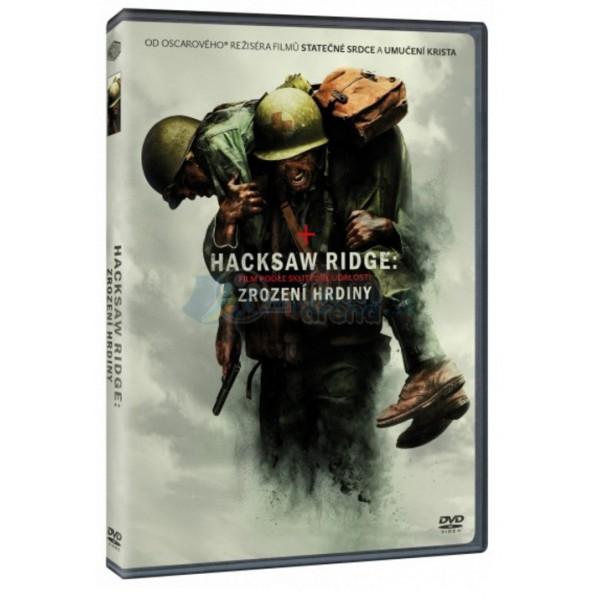 DVD - Hacksaw Ridge: Zrození hrdiny