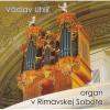 CD - Organ v Rimavskej Sobote (Václav Uhlíř)