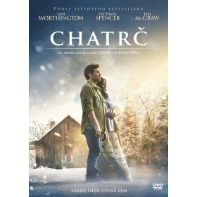 DVD - Chatrč (Wm. Paul Young)